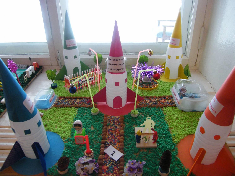 Макеты города в детском саду своими руками